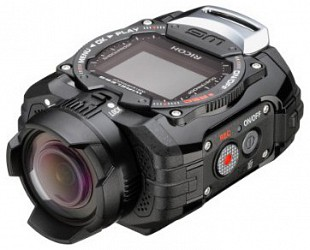 Ricoh WGM1 sportkamera fekete  220volt.hu