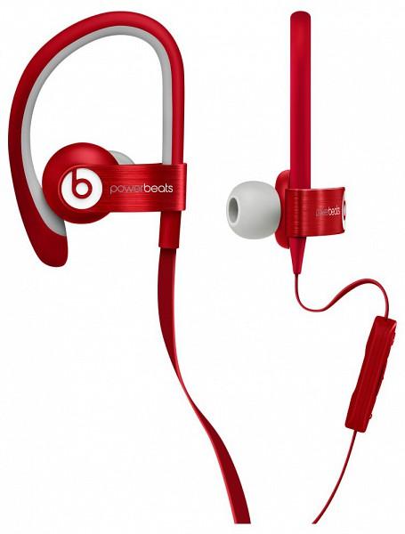 Apple Beats MH782 Powerbeats2 fülhallgató (piros)