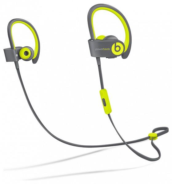 """Apple Beats MKPX2 Powerbeats2 vezetéknélküli fülhallgató """"Active Collection"""" (sárga)"""