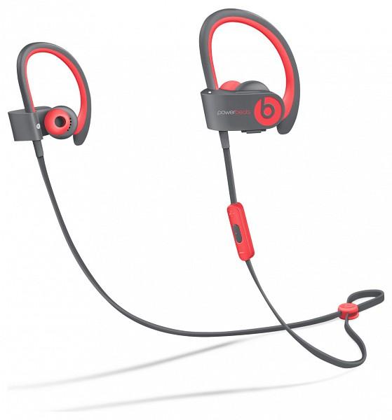 """Apple Beats MKPY2 Powerbeats2 vezetéknélküli fülhallgató """"Active Collection"""" (piros)"""