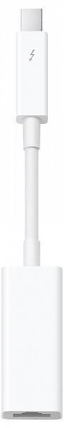 Apple Thunderbolt - Gigabites Ethernet adapter (MD463ZM/A)
