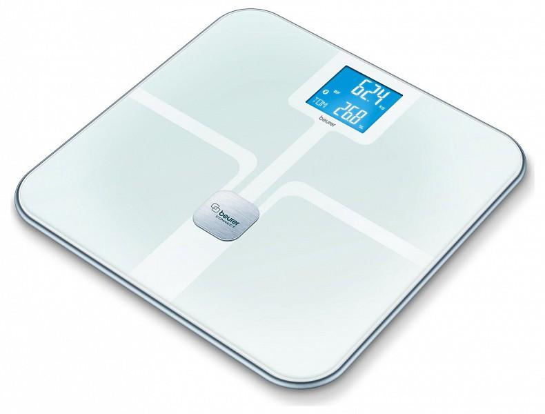 Beurer BF 800 Bluetooth-os diagnosztikai mérleg (fehér)