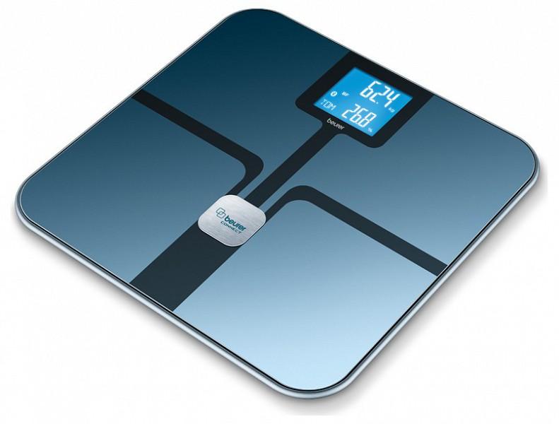 Beurer BF 800 Bluetooth-os diagnosztikai mérleg (fekete)