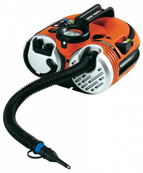 Black & Decker ASI500-QW vezeték nélküli légpumpa