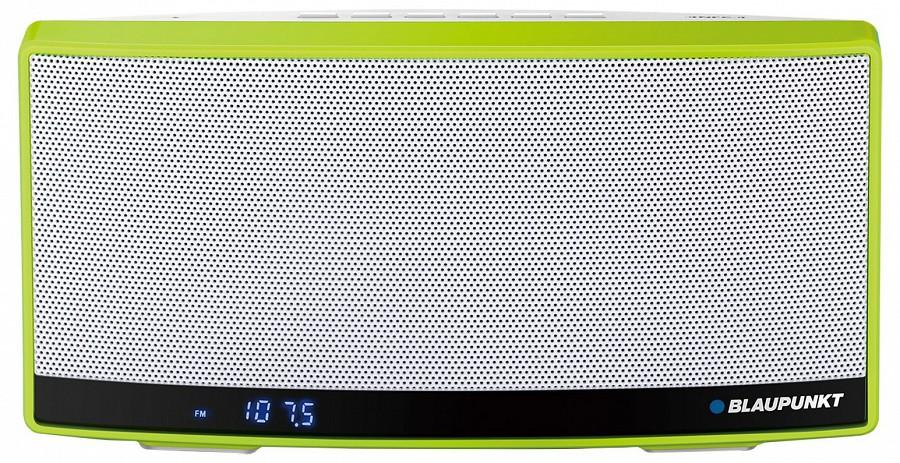 Blaupunkt BT10GR hordozható bluetooth, NFC hangfal (zöld)