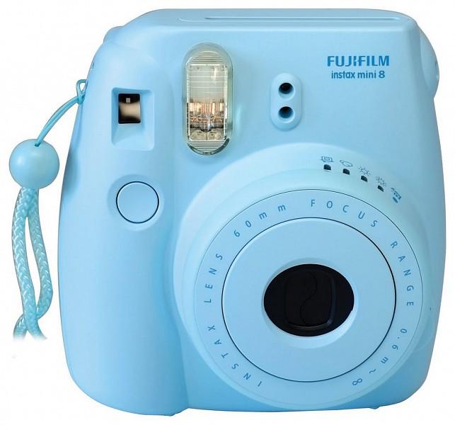 Fujifilm Instax Mini 8 (kék)