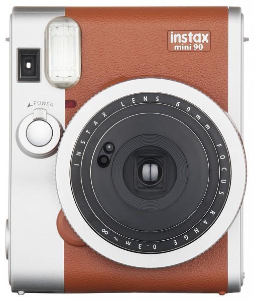 Fujifilm Instax Mini 90 Neo Classic (barna)