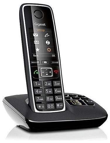 Gigaset C530A DECT vezeték nélküli telefon