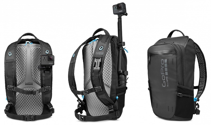 GoPro New Seeker sportkamera táska (AWOPB-002) 1466dedd3e