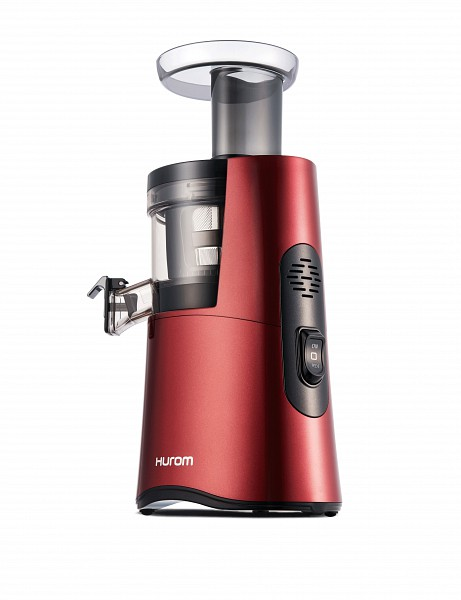 Hurom Alpha HA Slow Juicer gyumolcsprEs (bordo) - 220volt.hu