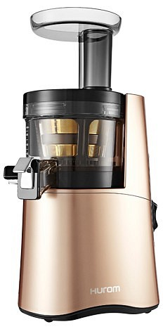 Exido Slow Juicer Entsafter 220 Watt : Hurom Alpha HA Slow Juicer gyumolcsprEs (rozEarany) - 220volt.hu
