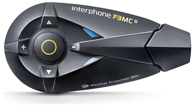 Interphone-F3MC Bluetooth kihangosító (INTERPHONEF3MC)