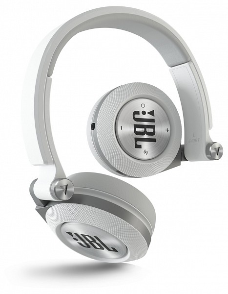 JBL Synchros E40 bluetooth fejhallgató (fehér) c884c421b5