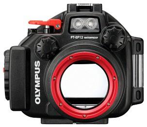 Olympus PT-EP12 búvártok (PEN E-PL7)
