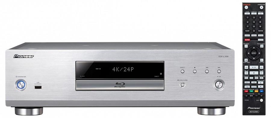 Pioneer BDP-LX88-S Blu-Ray lejátszó (ezüst)