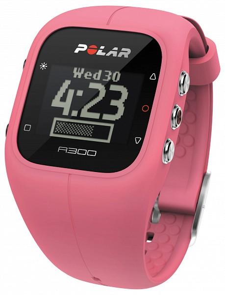 Polar A300 PINK HR. fitness karóra és aktivitásmérő (rózsaszín)