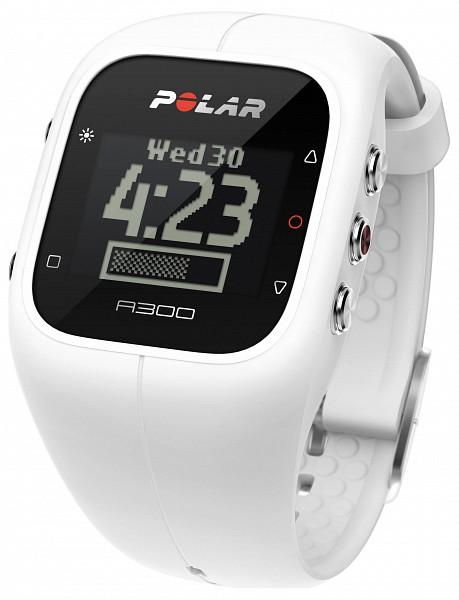 Polar A300 White HR. fitness karóra és aktivitásmérő (fehér)