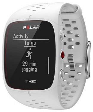 Polar M430 GPSes futó óra (fehér) - 220volt.hu 9f0d92ec65