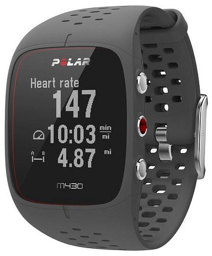 Polar M430 GPS-es futó óra (sivý) e59dbb96c8