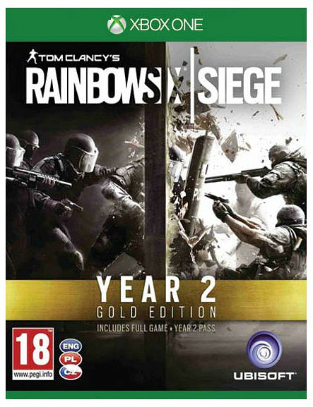 rainbow six siege year 2 gold edition xbox one. Black Bedroom Furniture Sets. Home Design Ideas