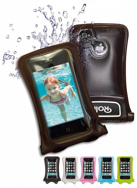 Rollei WP-i 10 vízálló tok okostelefonokhoz (fehér)