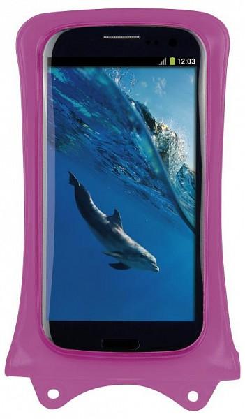Rollei WP-i 10 vízálló tok okostelefonokhoz (pink)