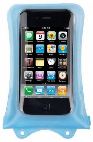 Rollei WP-i 10 vízálló tok okostelefonokhoz (világoskék)