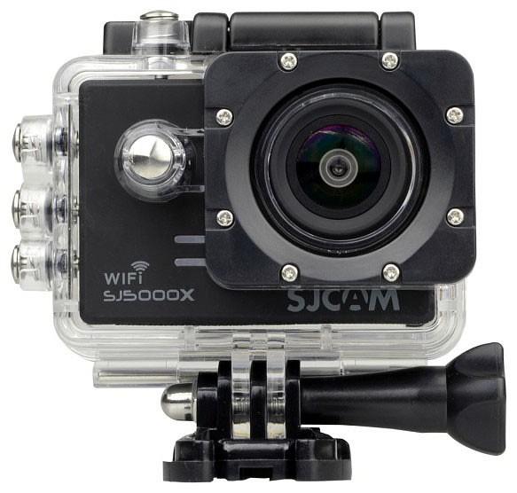 SJCAM SJ5000X Elite 4K (fekete)