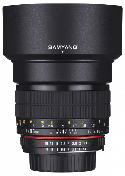 Samyang 85mm f/1.4 AS IF UMC (Pentax K)