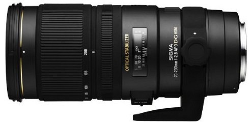 Sigma 70-200mm f/2.8 EX DG APO OS HSM (Canon)