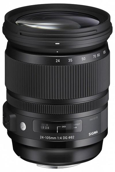Sigma AF 24-105mm f/4 A DG OS HSM Art (Canon)