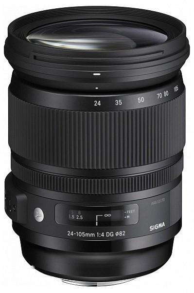 Sigma AF 24-105mm f/4 A DG OS HSM Art (Sony A)