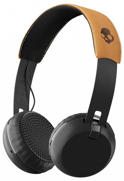 Skullcandy Grind Bluetooth (bőr fekete) - 220volt.hu c045080923