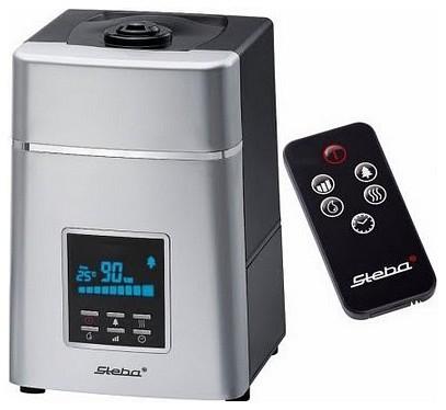 Steba LB5 ultrahangos párásító (ezüst)