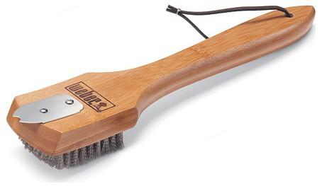 weber grillkefe bambusz foganty val 30 cm. Black Bedroom Furniture Sets. Home Design Ideas
