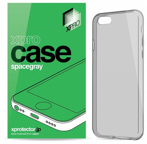 Xpro Case Apple iPhone 6 6S ultratenké silikónové puzdro (füstszürke) -  220volt.sk 040ed1cd3f0