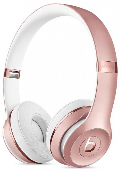 Apple Beats Solo3 Wireless fejhallgató (rozéarany) Rose Gold c29dce6d9d