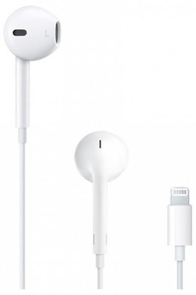 Apple gyári EarPods Lightning csatlakozóval MMTN2 - 220volt.hu 02c623f494