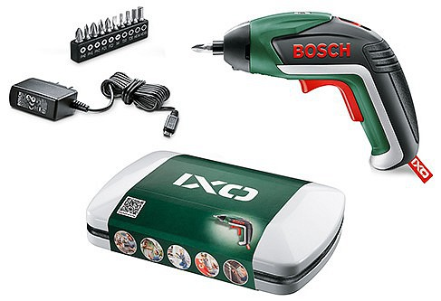 bosch 4amp 2x 18v batteries cool pack free ixo 3 6v screwdriver kit. Black Bedroom Furniture Sets. Home Design Ideas