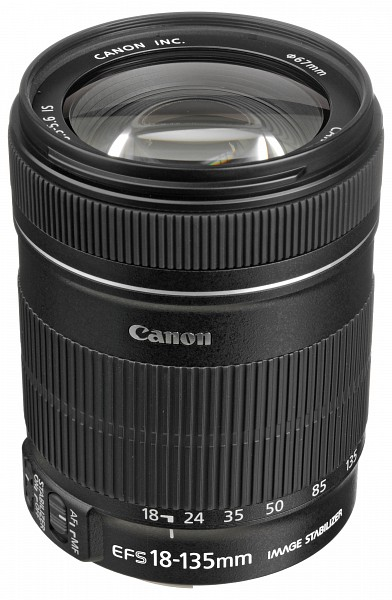 Canon EF-S 18-135 mm f 3.5-5.6 IS (használt) 54be6802ab