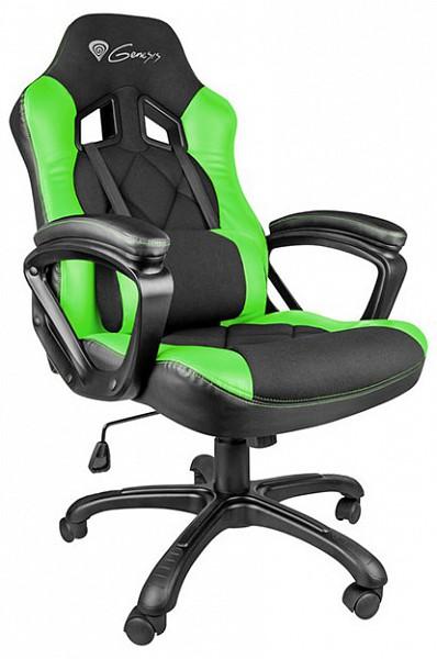 Genesis Nitro 330 (SX33) gamer szék (fekete/zöld) - 220volt.hu