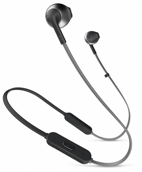 JBL T205BT Bluetooth-os In-Ear fülhallgató (fekete) - 220volt.hu 0c2bbb132d