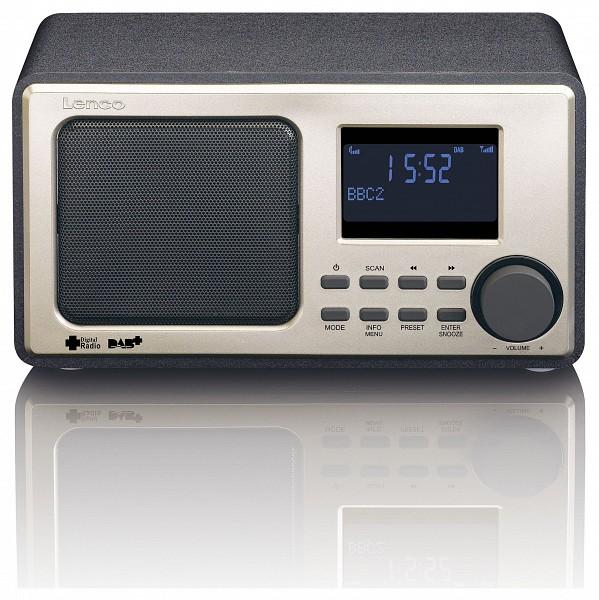 Lenco DAR-010 DAB+ rádio (čierny) ca9c277501