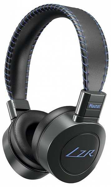 Magnat LZR 568 BT fejhallgató (fekete kék) 292d568efd