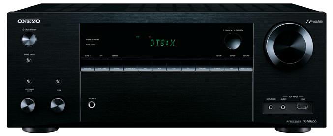 Onkyo TX-NR656 7.2 csatornás házimozi erősítő (fekete) - 220volt.hu eb0c0ae6e1