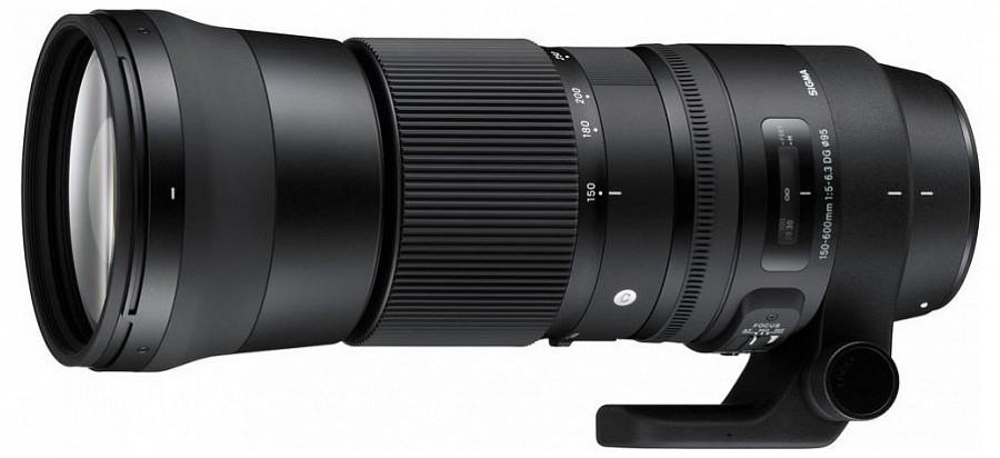 f794bfe09e44 Sigma 150-600 mm f/5-6.3 (C) DG OS HSM Contemporary (Canon) - 220volt.hu