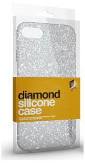 Xpro Case Huawei P20 Pro diamond silikónové puzdro (striebro) 962196fa08