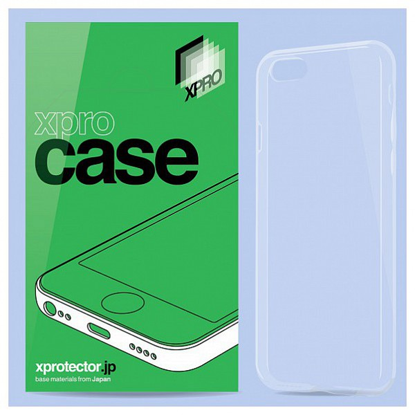 Xpro Case+ PRO Apple iPhone 6 Plus 6S Plus por a kameravédős ultratenké  silikónové puzdro (priehľadné) - 220volt.sk 4f377d53425
