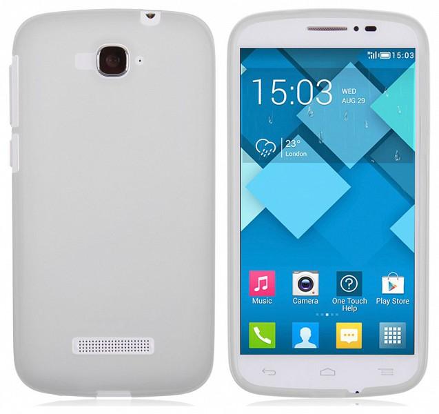 iGear Alcatel One Touch 7041 POP C7 silikónové TPU púzdro (priehľadné) -  220volt.sk 47b218a6606
