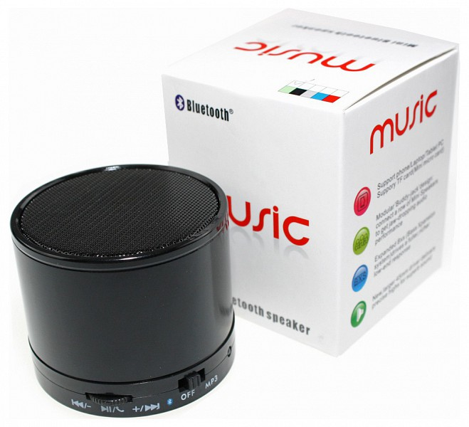 iGear Bluetooth hangszóró kihangosító (fekete). Vissza a vezeték nélküli  hangszórók kategóriába. Ezt a terméket már nem forgalmazzuk 3b079f25bb
